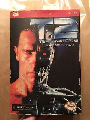 Neca Terminator 2 Judgment Day Video Game T-800 - New In Box Never Opened