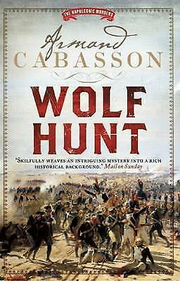 Wolf Hunt by Armand Cabasson (Paperback)
