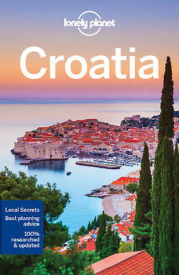 Lonely Planet Croatia Travel Guide BRAND NEW 9781786574183