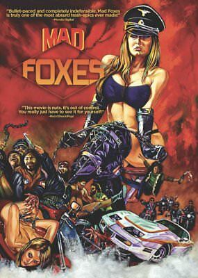 Mad Foxes DVD