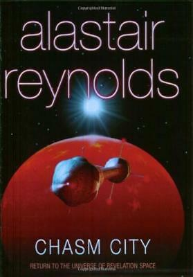 Chasm City - Alastair Reynolds - Gollancz - Acceptable - Paperback