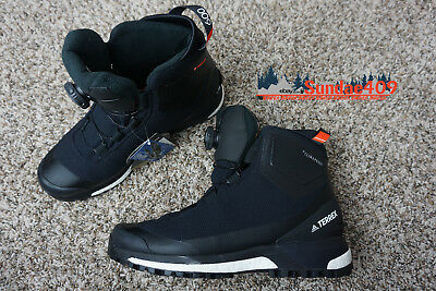 the latest a4ca1 c8f9f MSRP300 Adidas Outdoor Terrex Conrax BOA CH CP Boots Mens 11 Hiking Winter