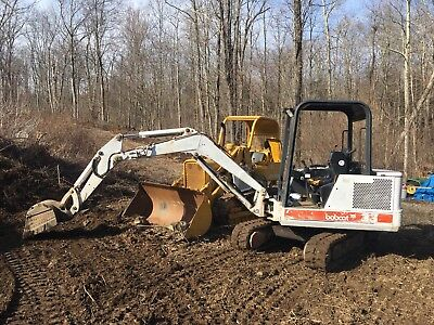 Excavator for sale 331 bobcat good runing less then 3000 hours. Best offer 11900