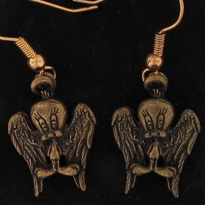 EARRINGS Tweety Bird WARNER BROS LOONEY TUNES GUARDIAN Cancer ANGEL STORE 4556