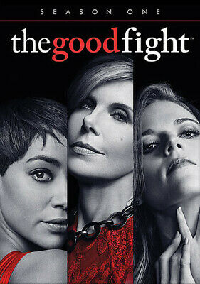 The Good Fight: Season One [New DVD] 3 Pack, Ac-3/Dolby Digital, Amaray Case,