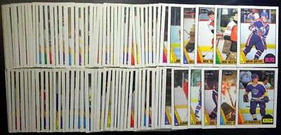 HUGE LOT OF 90 1987-88 O-Pee-Chee Vintage Hockey OPC No Dups GRETZKY ROBITAILLE