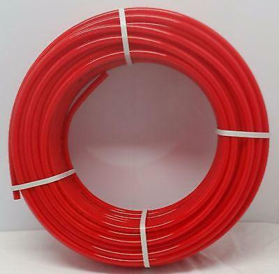"""Certified Non Barrier 1/2"""" - 1000' coil RED PEX Tubing Htg/Plbg/Potable Water"""