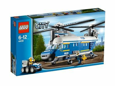 LEGO CITY Police Heavy-Lift Helicopter 4439 - $69.99   PicClick