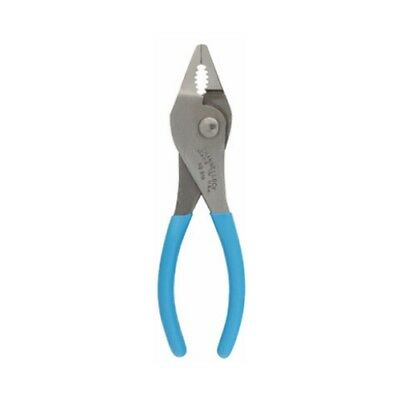 "Channel Lock 516 6"" Slip Joint Plier-Thin Nose-Wire Cutting Shear"