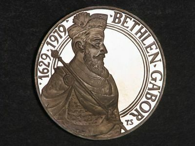 HUNGARY 1979 200 Forint Gabor Silver Crown Proof - Mtg=5000
