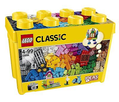 Lego Classic 10698 - Box Creative Brick Grande. from 4 Years