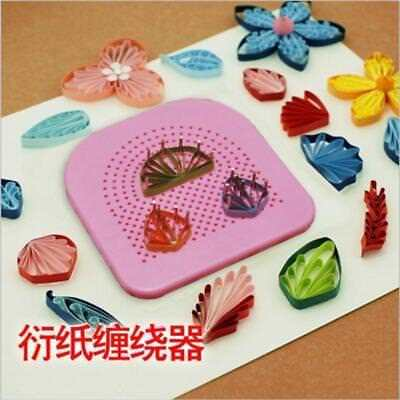 The Quilter's Grid Guide Fit Paper Folding Crafting Paper Crafts Quilling Tool