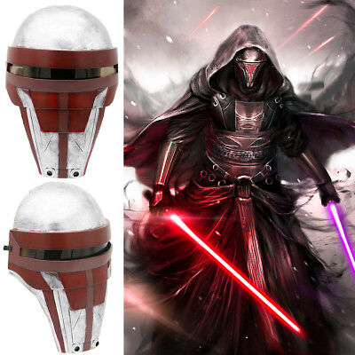 Star Wars Darth Revan Mask Cosplay Costume Helmet Props Halloween Party Adult