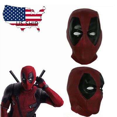 XCOSER Watchmen Rorschach Full Face Mask Muffle Wrap Cosplay Costume Accessory