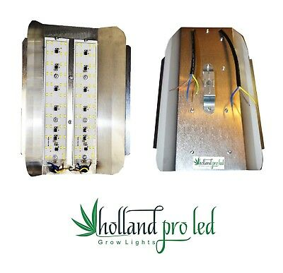 Holland Pro LED Grow Light Lampe 400w Dual 3000k speziell für Medical Grow
