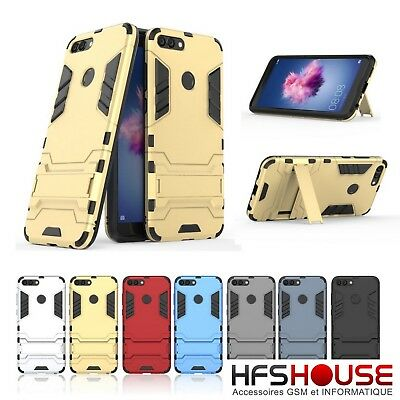 Pour Huawei P Smart Coque Housse Etui Anti Choc Case Cover