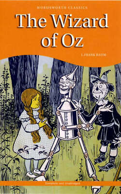 Wordsworth classics: The wizard of Oz by L. Frank Baum (Paperback)