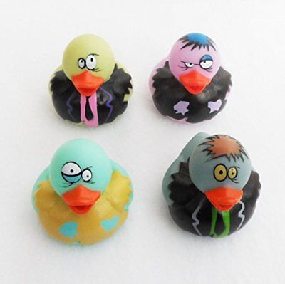 Zombie Rubber Ducks for Halloween Party Games,Prizes,Favours Ducks in disguise