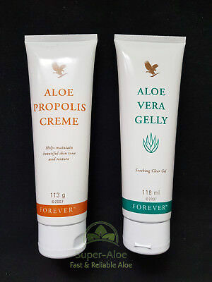 Forever Living Aloe Vera Gel - Propolis Creme & Aloe Vera Gelly Free UK Delivery