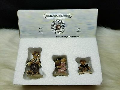 Boyd's Bearly-Built Villages Accessory #19506-1 (MIB)