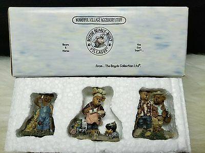 Boyd's Bearly-Built Villages Accessory #19505-1 (MIB)