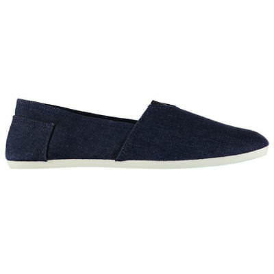 Giorgio Traditional Tai-Chi / Kung Fu Canvas Shoes - Dark Denim