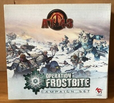 RACKHAM AT-43 Operation Frostbite Campaign Set ATSET02U
