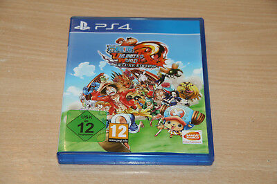 One Piece Unlimited World Red PS4 Wie Neu Top USK 12