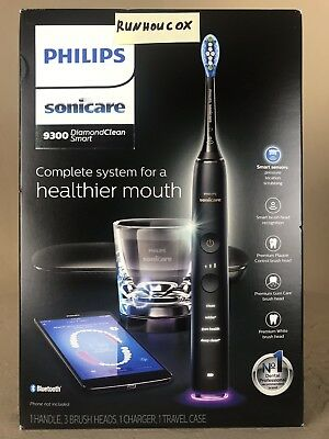 Philips Sonicare DiamondClean Smart 9300 Black NEW IN BOX