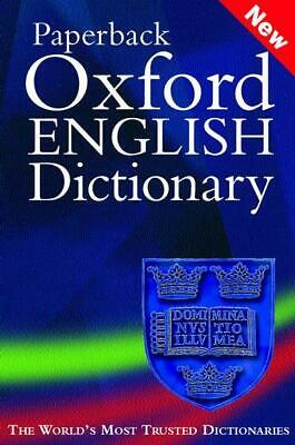 Paperback Oxford English dictionary by Catherine Soanes (Paperback / softback)