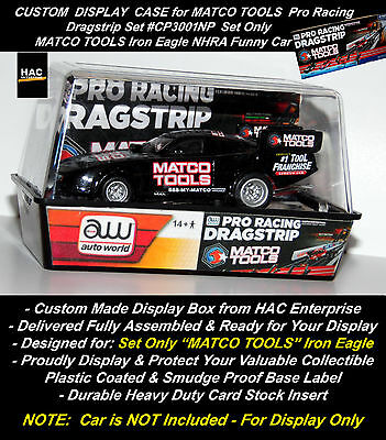round 2 RDZ AW HO Auto World Top Fuel Dragster Return Kit Track Loop RS230//01