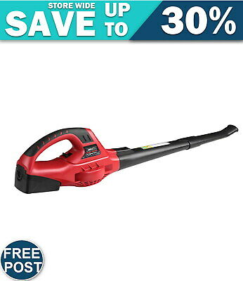 QUALITY NEW Lightweight Cordless Leaf Blower FAST & FREE POSTAGE WARRANTY