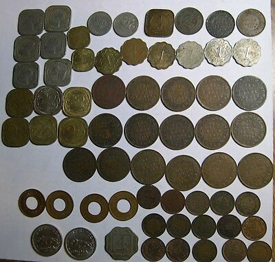 India British coin collection 1894 - 1945