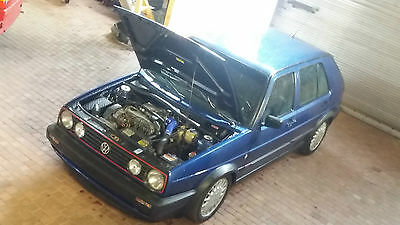 Vw Golf 2 Gti G60 Brightblue 228Tkm Kw Sebring