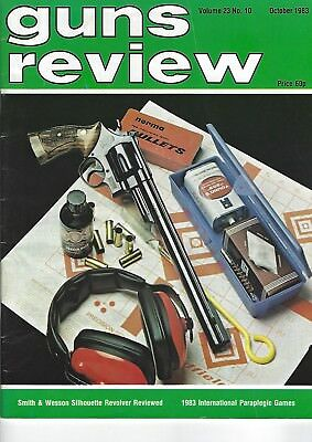 Guns Review - Three Issues From 1983 (10 - 12)