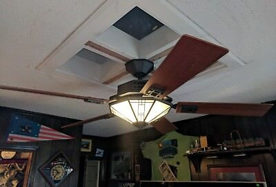 Casablanca malibu star ceiling fan 84 wing span 325000 casablanca mission 97054t ceiling fan aloadofball Choice Image