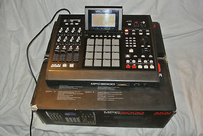 Akai MPC5000 Music Production Center MPC-5000 Sampling Workstation OVP