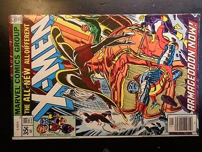 Marvel  X-MEN # 108   1977