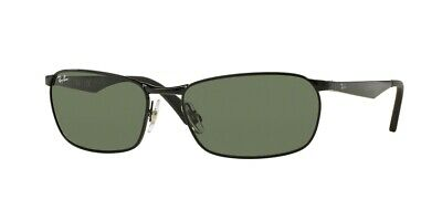 7ffcd896bff RAY-BAN RB3534 002 62mm Black Frame Green Lens Sunglasses -  113.97 ...