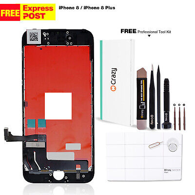 For iPhone 8 8 Plus LCD Touch Screen Replacement Digitizer Assembly