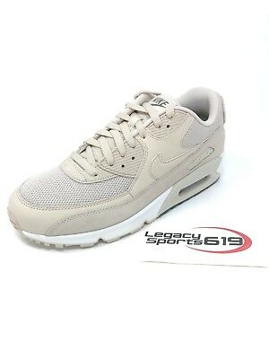 Nike Men's Air Max 90 Essential size 8 11 Light Orewood Brown shoes 537384 132