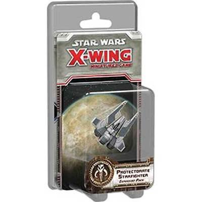 Star Wars - X-Wing Miniatures Game - Protectorate Starfighter Expansion Pack NEW