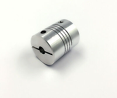 1 of  DR8mm x 14mm CNC Stepper Motor Flexible Coupling Coupler D25 L30 [M_M_S]