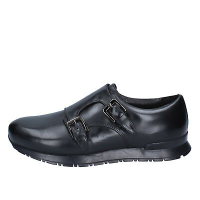 79041e1f1cf mens shoes ROBERTO BOTTICELLI LIMITED 6 (EU 40) elegant black leather  BY649-40