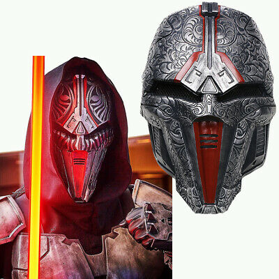 Xcoser Star Wars Sith Acolyte Mask Cosplay Costume Props Helmet Halloween Adult