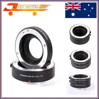 Automatic Macro Extension Tube Ring for Olympus Panasonic four thirds Micro M43'
