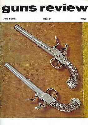 Guns Review - Three Issues From 1975 (1 - 3)
