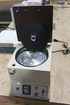 WORKING Jorgensen Laboratories Jorvet J-503 Centrifuge