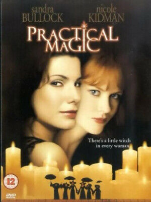 Practical Magic DVD (2002) Sandra Bullock, Dunne (DIR) cert 12 Amazing Value