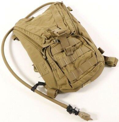 NEW Issue FILBE System Hydration Pack w/3L Bladder MOLLE Coyote Brown USMC